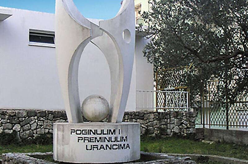 "Monument to ""Uranci"""